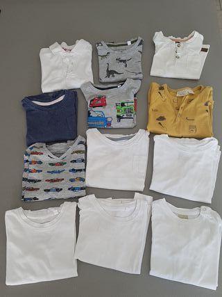 Camisetas de 1 año
