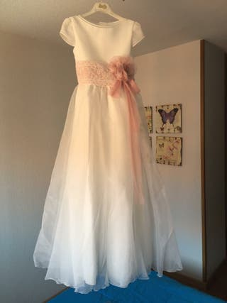 Vestido comunión talla 110