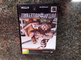 juego xbox clasica OUTLAW VOLLEYBALL