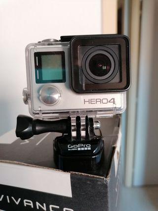 GoPro accesorios incluidos