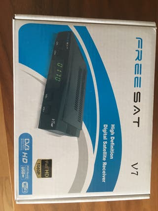 Freesat v7 Hd