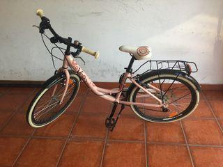 Bicicleta infantil perfecta