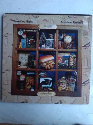 THREE DOG NIGHT - AMERICAN PASTIME LP
