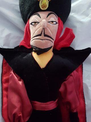 Jafar New Large Plush Doll from Aladdin Movie