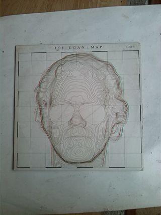 JOE EGAN - MAP LP