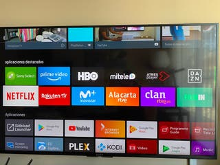 """TV SONY 55"""" HDR 4K Android TV KD55X85C"""