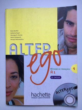 Libro de francés A1