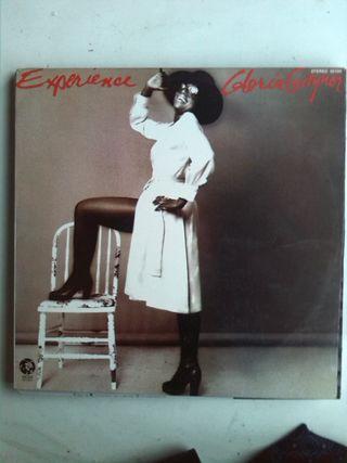 GLORIA GAYNOR - EXPERIENCE LP
