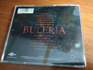 "CD David Bisbal ""Bulería"" Firmado."