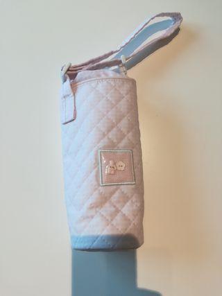 maleta con porta biberon