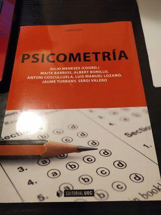 libro psicometria