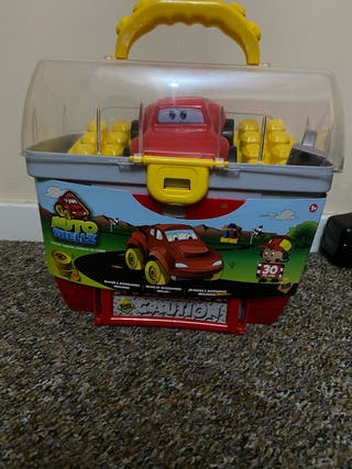 Car Garage blocks