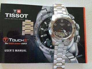 Reloj Tissot t touch II