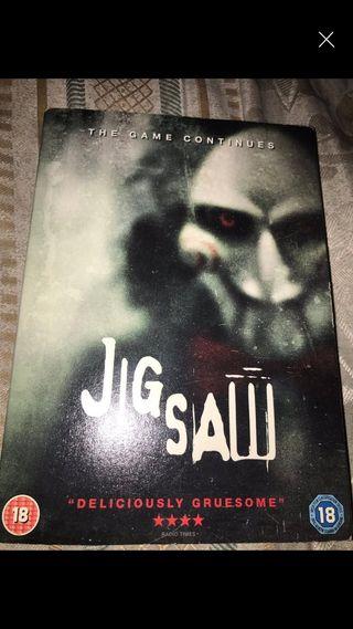 Jigsaw dvd 2017