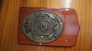 Metopa escudo San Sebastian
