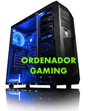 Ordenador gaming I7 32GB SSD