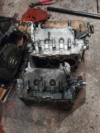 despiece motor 2.5 tdi