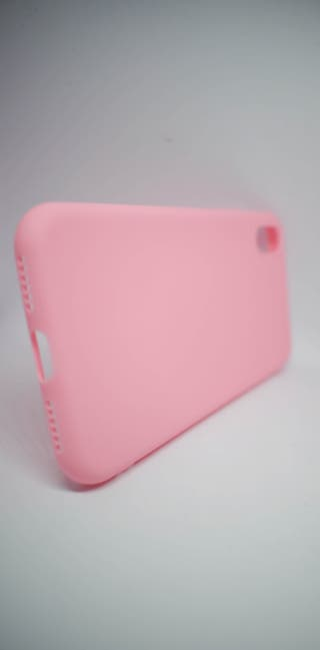 Funda Rosa para iPhone