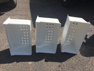 Cajones congelador Daewoo