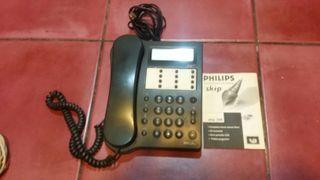 Teléfonos antiguos vintage