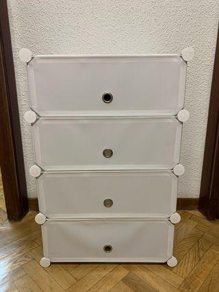Mueble armario modular