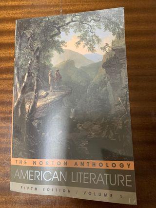 The Norton Anthology
