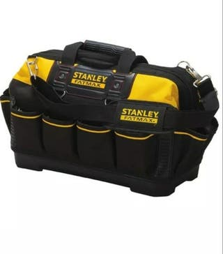 NEW Stanley FatMax tool bag Rigid and waterproof