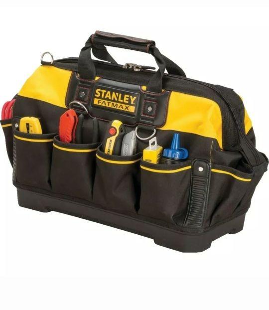 NEW Stanley FatMax tool bag Rigid and waterproof
