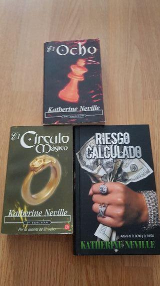 Katherine Neville