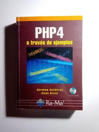 PHP4 a través de ejemplos