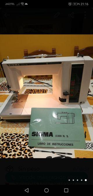 Máquina de coser Sigma 2000 Matic