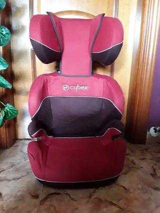 Silla de coche niño bebé grupos 2 y 3