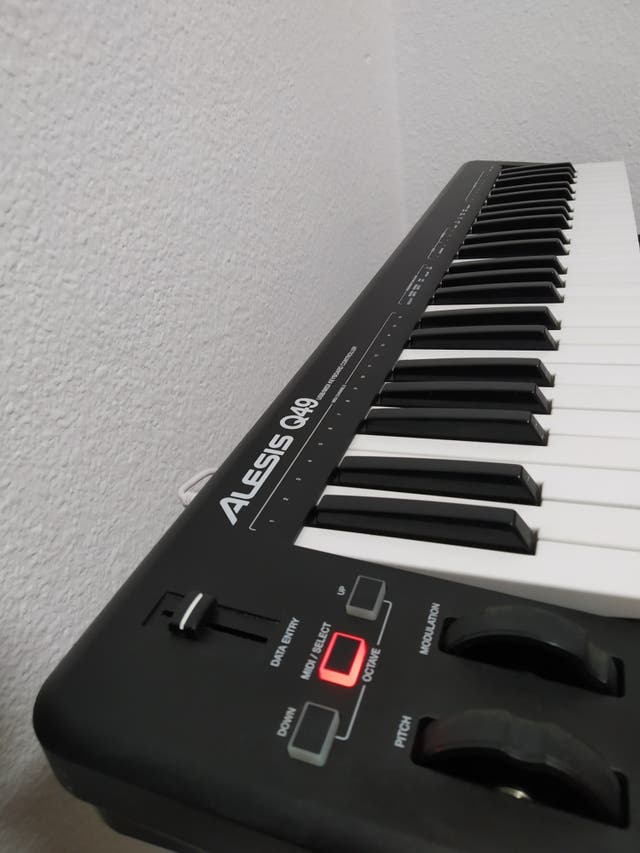 Estupendo teclado USB