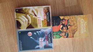 Noah Gordon / 3 libros 5€. 2 € cada uno