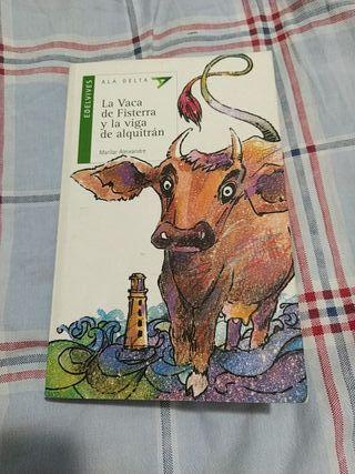 La vaca de Fisterra y la viga de alquitrán