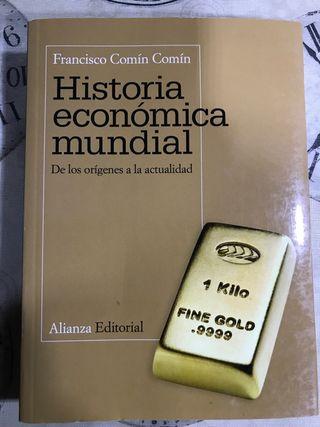 Libro de historia económica mundial