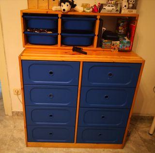 Mueble i estanteria ikea