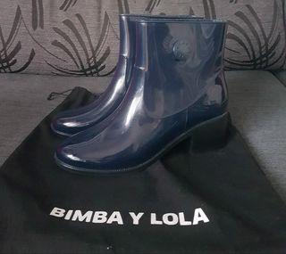 Botas de agua Bimba y Lola
