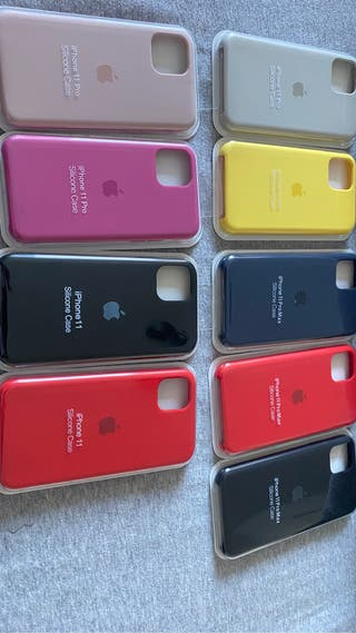 Genuine iphone Silicone Case