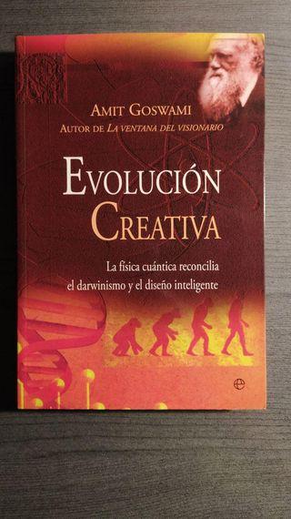 Evolución creativa. La física cuántica reconcilia