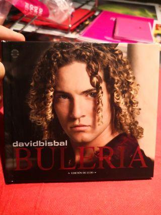CD David Bisbal - Bulería ( Edición de lujo)