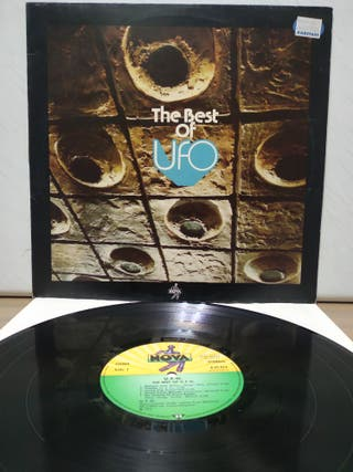 UFO - The Best Of UFO 1973 GER