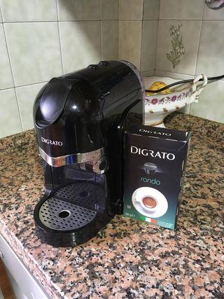 Cafetera automática espresso Digrato