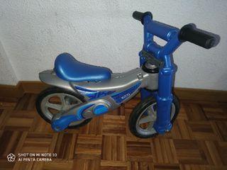 moto niñ@