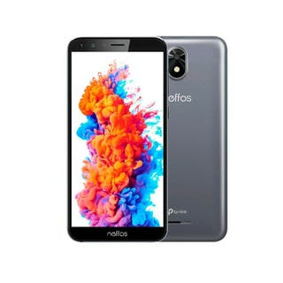 TP-LINK NEFFOS C5 PLUS 8GB GRIS MÓVIL 3G DUAL SIM