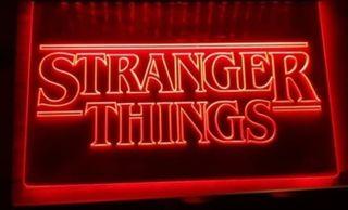 Cartel led Stranger Things