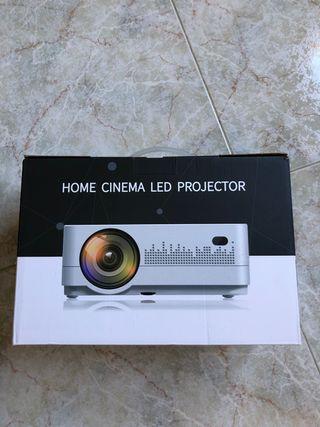 Home cinema led projector