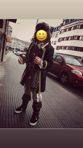 Disfraz pirata / corsario niño