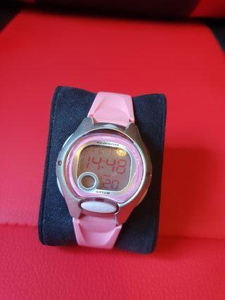 Reloj Casio Rosa