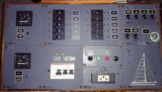 Cuadro electrico velero modular